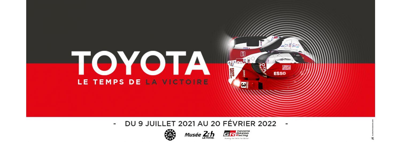 TOYOTA Le Temps de la Victoire.