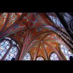 Chapelle des Anges musiciens Cathédrale St-Julien © Ville du Mans Gilles Moussé