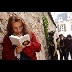 Tournage Jean de la Fontaine le défi - 2006 © Ville du Mans Gilles Moussé