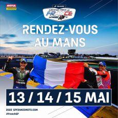 Visuel GRAND PRIX DE FRANCE MOTO(法国摩托车大奖赛)