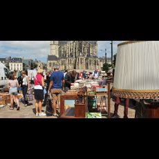 Visuel JACOBINS MONTHLY BROCANTE