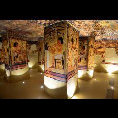 Visuel VISITE COMMENTÉE DE LA GALERIE EGYPTIENNE AU MUSÉE DE TESSE