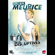 Visuel GUILLAUME MEURICE DANS THE DISRUPTIVES