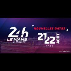Visuel 24 HOURS OF LE MANS