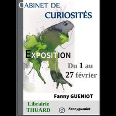 Visuel EXPOSITION DE FANNY GUENIOT