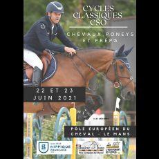 Visuel CYCLES CLASSIQUES CHEVAUX ET PONEYS, PREPAS