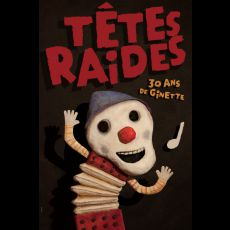 Visuel TETES RAIDES / Date de Report