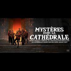 Visuel MYSTERES DANS LA CATHEDRALE