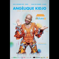 Visuel ANGELIQUE KIDJO - Une Odyssée Africaine