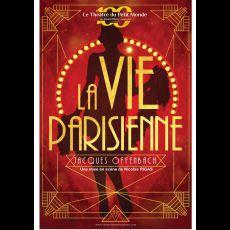 Visuel LA VIE PARISIENNE