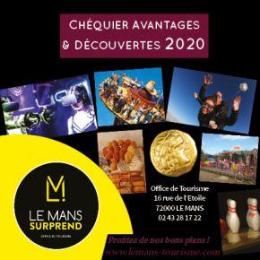 Chéquier Avantages & Découvertes 2020