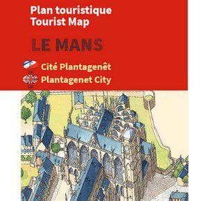 Plan de la Cité Plantagenêt