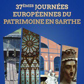 Programme des JEP 2020 - Département de la Sarthe