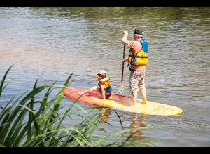 AVENTURE NAUTIQUE - LOCATION PADDLE A FILLE