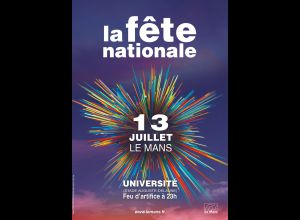 FÊTE NATIONALE AU MANS