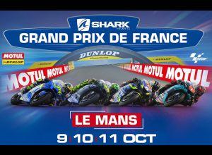 GRAND PRIX DE FRANCE MOTO (REPORTÉ)
