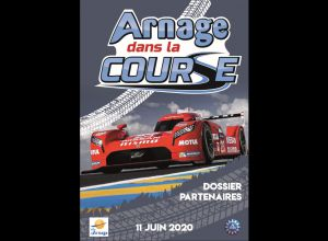 ARNAGE IN THE RACE