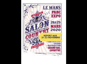 SALON COUNTRY WESTERN (REPORTÉ)