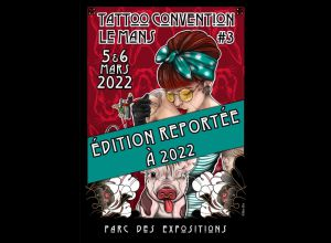 [REPORTÉ] TATTOO CONVENTION