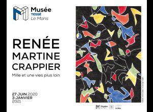 RENÉE MARTINE CRAPPIER: MILLE ET UNE VIES PLUS LOIN