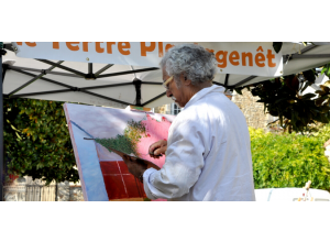 LES ARTISTES AU JARDIN S'EXPOSENT