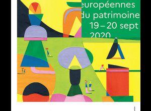 JOURNÉES EUROPÉENNES DU PATRIMOINE 2020 - LE MANS