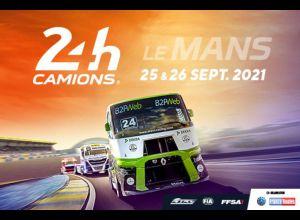 LE MANS 24 HOURS TRUCK RACE