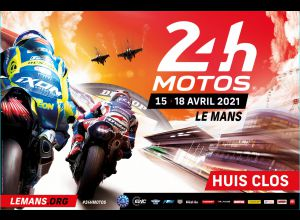 24 HEURES MOTOS 2021 (À HUIS-CLOS)