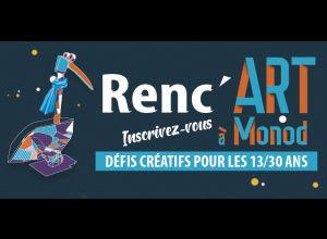RENC'ART À MONOD