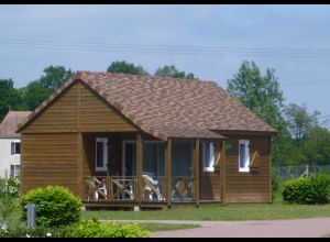CHALETS - CAMPING ONLYCAMP LE PONT ROMAIN
