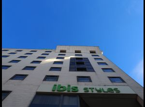 HOTEL IBIS STYLES LE MANS GARE SUD