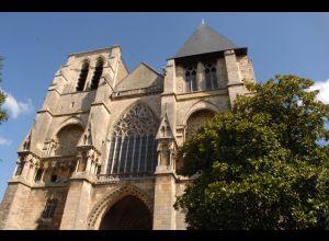拉库迪尔圣母教堂(Eglise Notre Dame de la Couture)