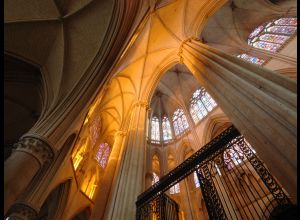 CATHEDRALE SAINT-JULIEN - LE MANS