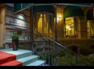 RESTAURANT AMPHITRYON - HOTEL CONCORDIA