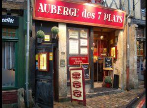 RESTAURANT AUBERGE DES 7 PLATS