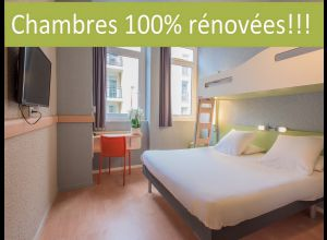 HOTEL IBIS BUDGET LE MANS CENTRE