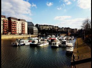 HARBOUR OF LE MANS