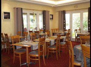 RESTAURANT LE  COTTAGE- HOTEL BRIT HOTEL ARNAGE