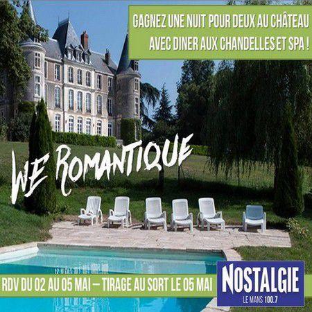 Gagnez un séjour romantique !