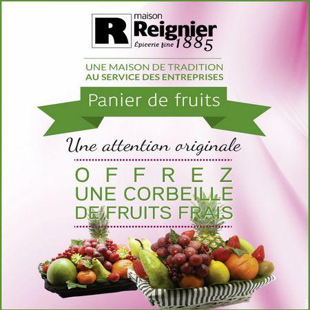 Offrez une corbeille de fruits frais !