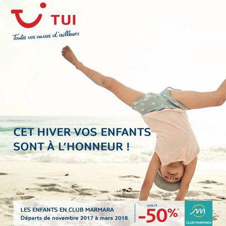 Offre Tui Store - Nouvelles Frontières