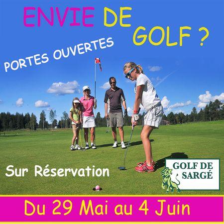 Envie de golf ?
