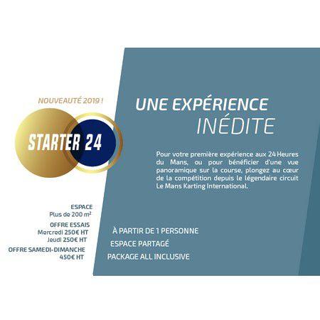 Offre STARTER 24