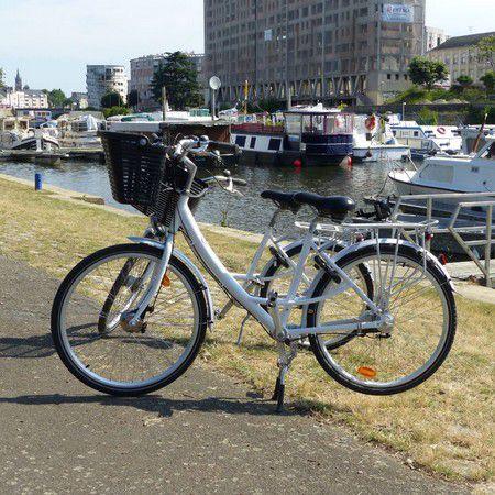 Partez en balade à vélo au départ du Port du Mans !