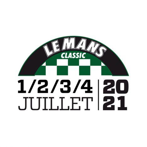 Visuel LE MANS CLASSIC 2020