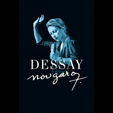 Visuel NATALIE DESSAY CHANTE NOUGARO
