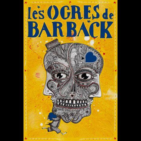 Visuel LES OGRES DE BARBACK